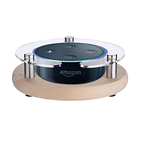 greenpointselect-wood-acrylic-speaker-stand-for-amazon-echo-dot-2nd-generation-smart-home-decor-guar