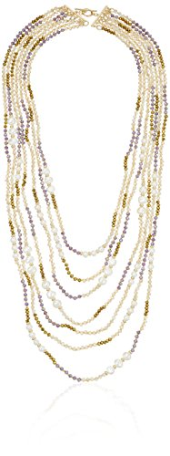 Carolee Pearl Necklace Jewelry - 7