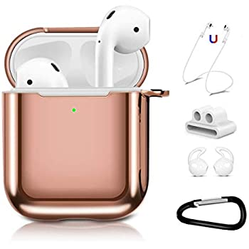 Amazon.com: for Airpods Accessories Set 10in1, Sevenpicks