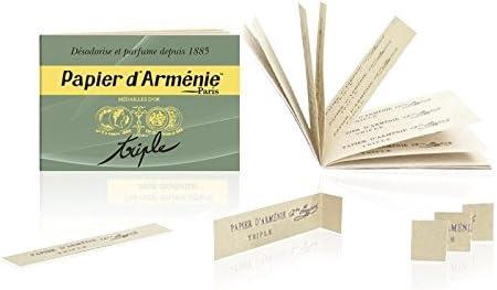 Amazon Com Le Papier D Armenie Set Of 3 Booklets Home Kitchen