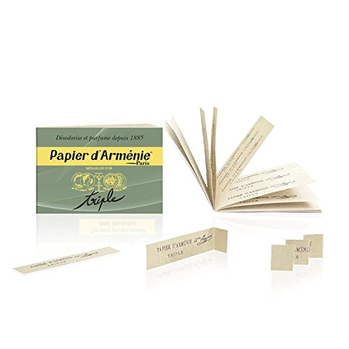 Le Papier d'Armenie-Set of 3 Booklets