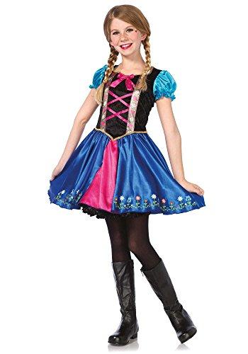 Leg Avenue Children's Alpine Princess Costume