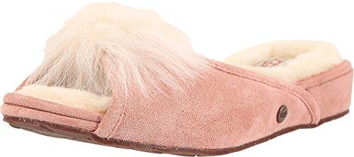 UGG Women's Yvett Chemise Pink Slipper 9 B (Ugg Flip Flop Slippers)