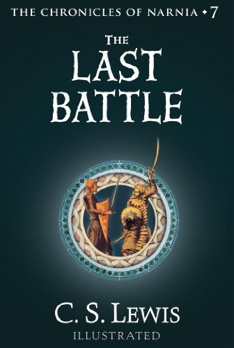 The Last Battle (Chronicles of Narnia Book 7) cover