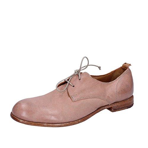 Beige 37 Classiche Oxford EU Donna Shoe MOMA Pelle awXYdRdx