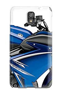 Jocelynn Trent's Shop New Style Sanp On Case Cover Protector For Galaxy Note 3 (yamaha Fz6r Blue) 7197195K33902510