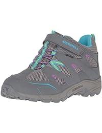 Hilltop Quick Close Waterproof Hiking Boot (Little Kid)