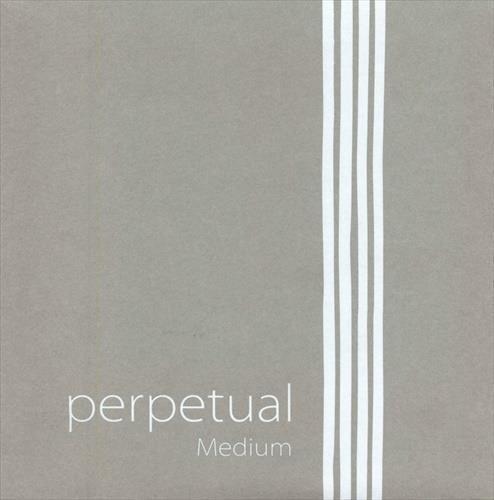 Pirastro Perpetual Cello SOLO String Set, 4/4 Medium P3330-80