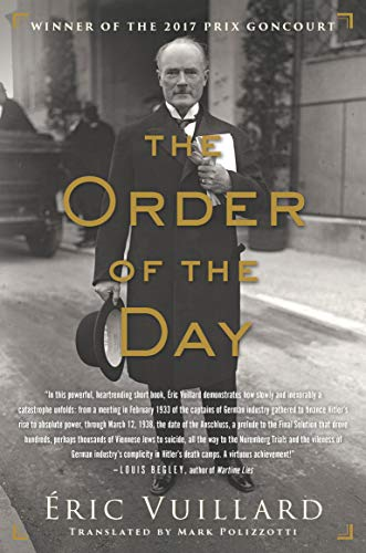 Image of The Order of the Day