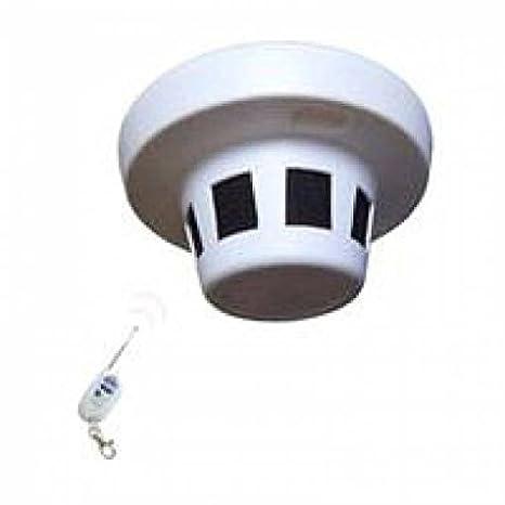 Micro cámara oculta en Sensor Detector de humo alarma No funktionierenden: Amazon.es: Electrónica