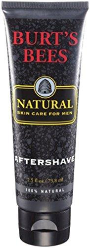 Burt's Bees Natural Skin Care For Men, Aftershave 2.5 oz (Pack of 4)