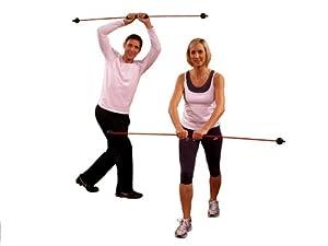 Swing Stick Schwung Stab Original Version 2.0 mit Sicherheitsummantelung...