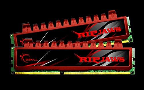 (G.SKILL Ripjaws Series 8GB (2 x 4GB) 240-Pin DDR3 SDRAM DDR3 1600 (PC3 12800) Desktop Memory Model (F3-12800CL9D-8GBRL))