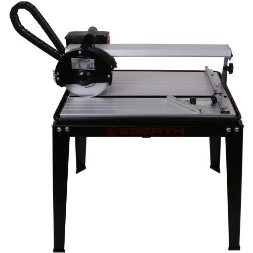 EBERTH Fliesenschneidemaschine Schnittlänge 420 mm mit Laser