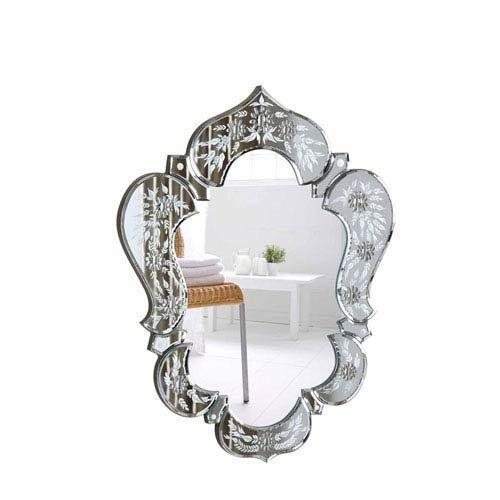 "Elegant Lighting Venetian MR-2011C Clear Mirror, 20.7"" by 1"" by 25.6"" from Elegant Lighting"