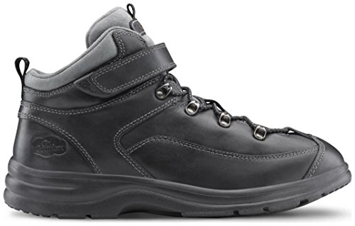 Hiking Boots Dr Women's Black Vigor Comfort Black Diabetic nBBA7a1x