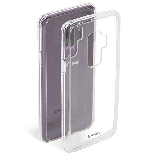Krusell Cell Phone Case for Samsung Galaxy S9 - Clear