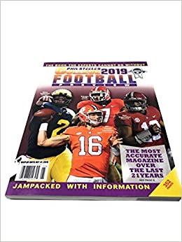 Phil Steele 2019 College Football Preview - National Cover