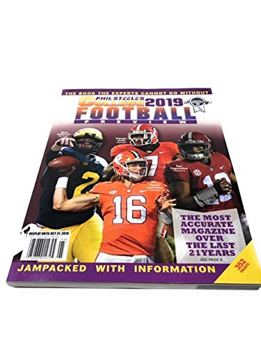 - Phil Steele 2019 College Football Preview - National Cover