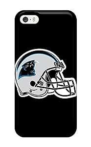 Premium Tpu Carolina Panthers Helmet Cover Skin For Iphone 5/5s by kobestar