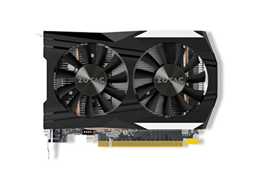 ZOTAC GeForce GTX 1050 Ti OC Edition 4GB GDDR5 Super Compact Gaming Graphics Card (ZT-P10510B-10L) by ZOTAC (Image #10)