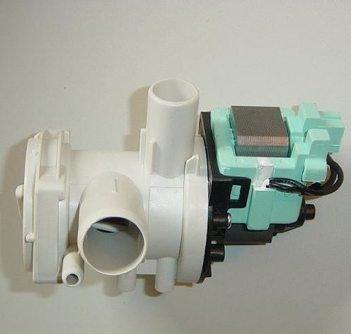 Laugenpumpe Ablaufpumpe passend für Siemens Constructa Neff Waschmaschine Frontlader und Toplader gute Qualität E-Nr. beachten Günstig