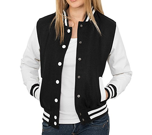 Jacket Styles 94 Girls Noir Freak Certified College xIg88q
