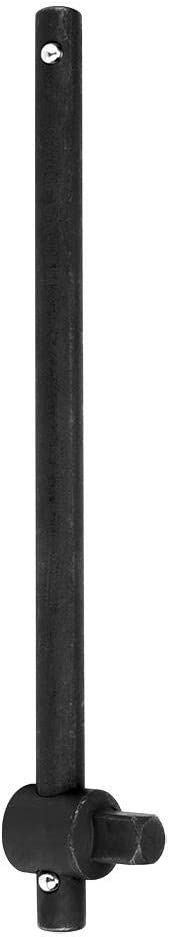 1//2, 357g//12.6oz Sliding Wrench Breaker Bar T-Handle Socket Wrench Heavy Duty Steel With Ergonomic Design