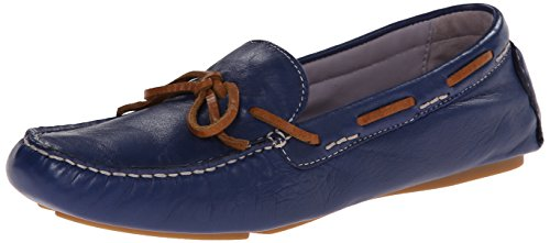 Johnston & Murphy Womens Maggie Camp Moccasin Indigo C4wcjft2q
