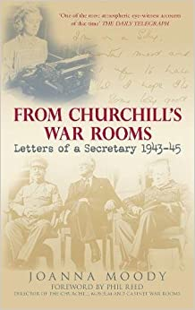 Book From Churchill's War Rooms: Letters of a Secretary 1943-45