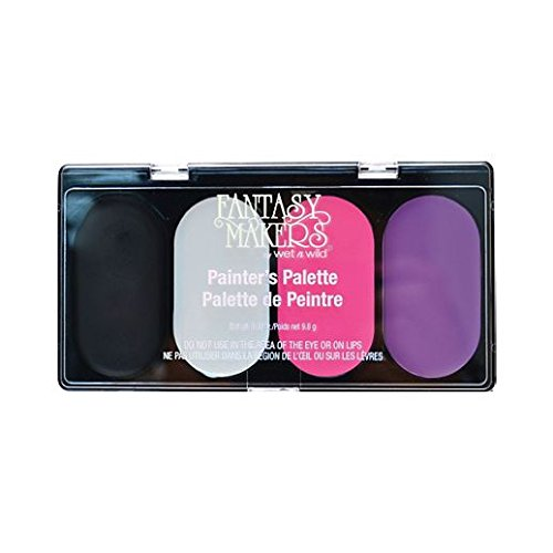 Fancy Face Paint Color Halloween Wet N Wild Sex Kitten Makeup Kit