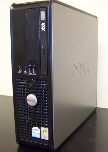 Dell Optiplex 745 SFF Computer, Fast Intel PD 3.0GHz Dual Core Processor, 2GB DDR2 Memory, 80GB SATA Hard Drive, DVD/CDRW Optical Drive, Intregrated Lan/Audio, Onboard Video, Windows XP Pro - Memory Ddr Fast