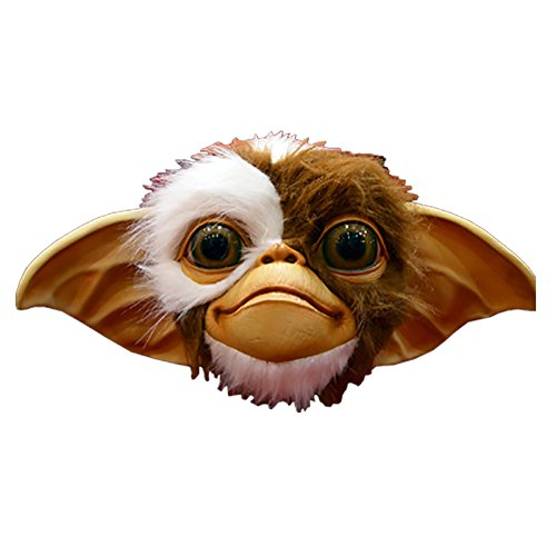Mogwai Halloween Costumes - Loftus International Gizmo Mask Novelty