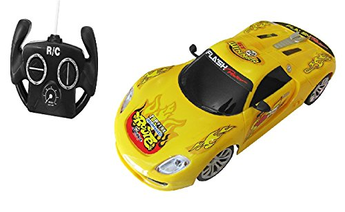 Sporty Cars (Remote Control Sport Racing Car RC Four Channel Radio Control Sport Car 1:16 Scale)