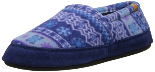 ACORN Women's Moc, Icelandic Blue, Large / 8-9 ()