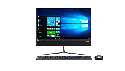 Lenovo Ideacentre AIO 510 23″ All-in-One Desktop (Intel Core i7-6700T, 8GB, 1TB HDD + 128GB SSD, Intel HD Graphics, Windows 10) F0CD002PUS