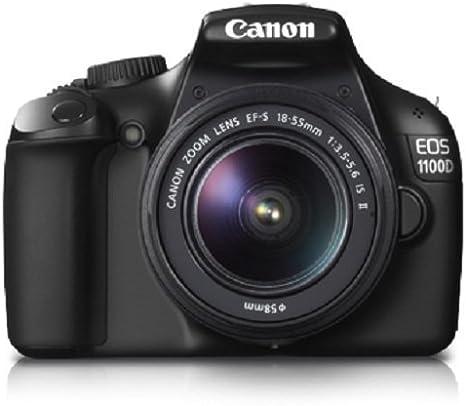 Canon EOS 1100D - Cámara Réflex Digital 12.2 MP (Cuerpo ...