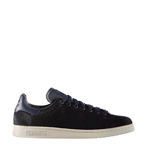 Zapatillas adidas �?Stan Smith azul/azul/negro talla: 45-1/3