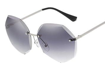 DaQao Gafas de sol hexagonales, gafas de sol, gafas de sol ...