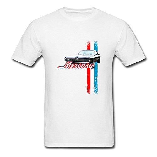 Auto_mercury_cougar_2 Custom Men T Shirt By Alisonpratt