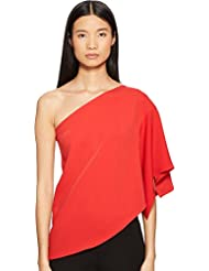 YIGAL AZROUËL Womens One Shoulder Top