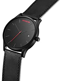 Amazon.com: 2 Stars & Up - Editors Picks: Mens Minimalist Watches: Clothing, Shoes & Jewelry