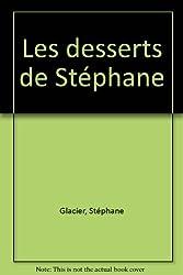 Les desserts de stephane