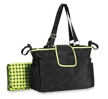 Amazon.com : La bolsa de asas de la Moda de Carter, Tonal ...