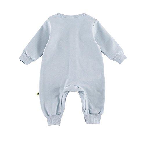 Teeker Unisex Baby Onesies Cotton Bodysuit Long Seleeve Elephant Print Baby Outfit by Teeker (Image #1)