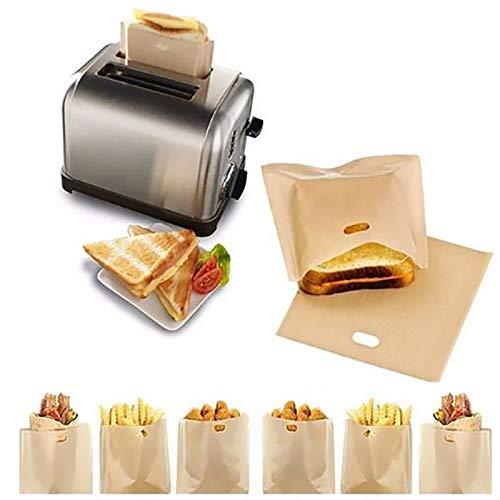 Toast Bag 4Pcs Eco - Friendly Bread Bags