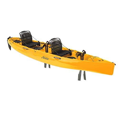 - Hobie Mirage Oasis Kayak 2018-14ft6/Papaya Orange