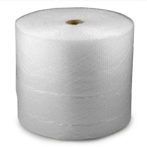 Globe Packaging GP500MM 500mm x 100m Roll of Quality Bubble Wrap -100 metre roll Cush N Air