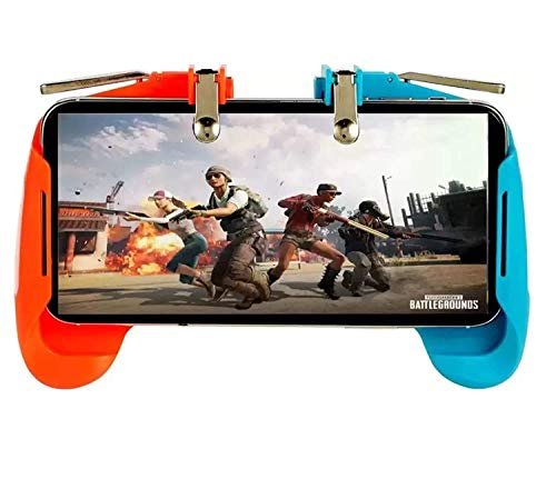 MODERN IN AK16 Mobile Game Controller for PUBG Gamepad with High Precision, Sensitive Shoot and Aim Joystick for Android, iOS