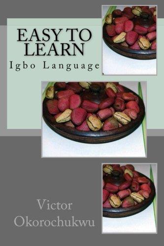 Easy to Learn: Igbo Language